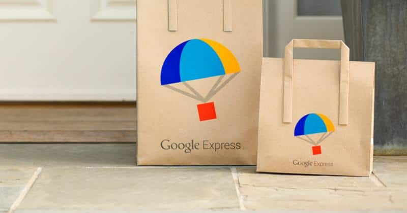 Google Express $25 off code for first order