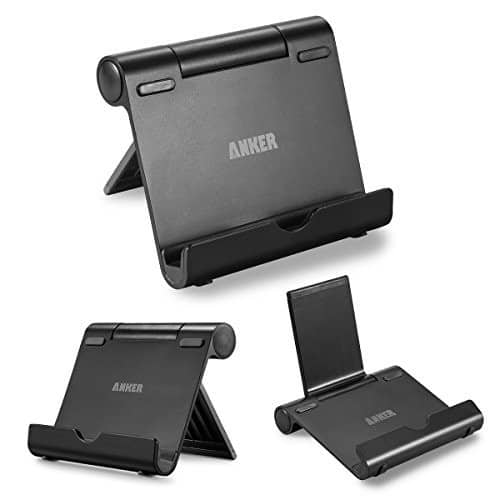 Anker Portable Multi-Angle Stand for Tablets, e-readers and Smartphones $7.99