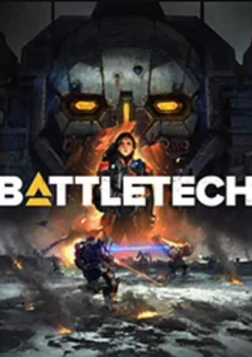 PC Digital - Battletech (Base Game, Digital Deluxe, or Merc Collection) - $13.39 or more