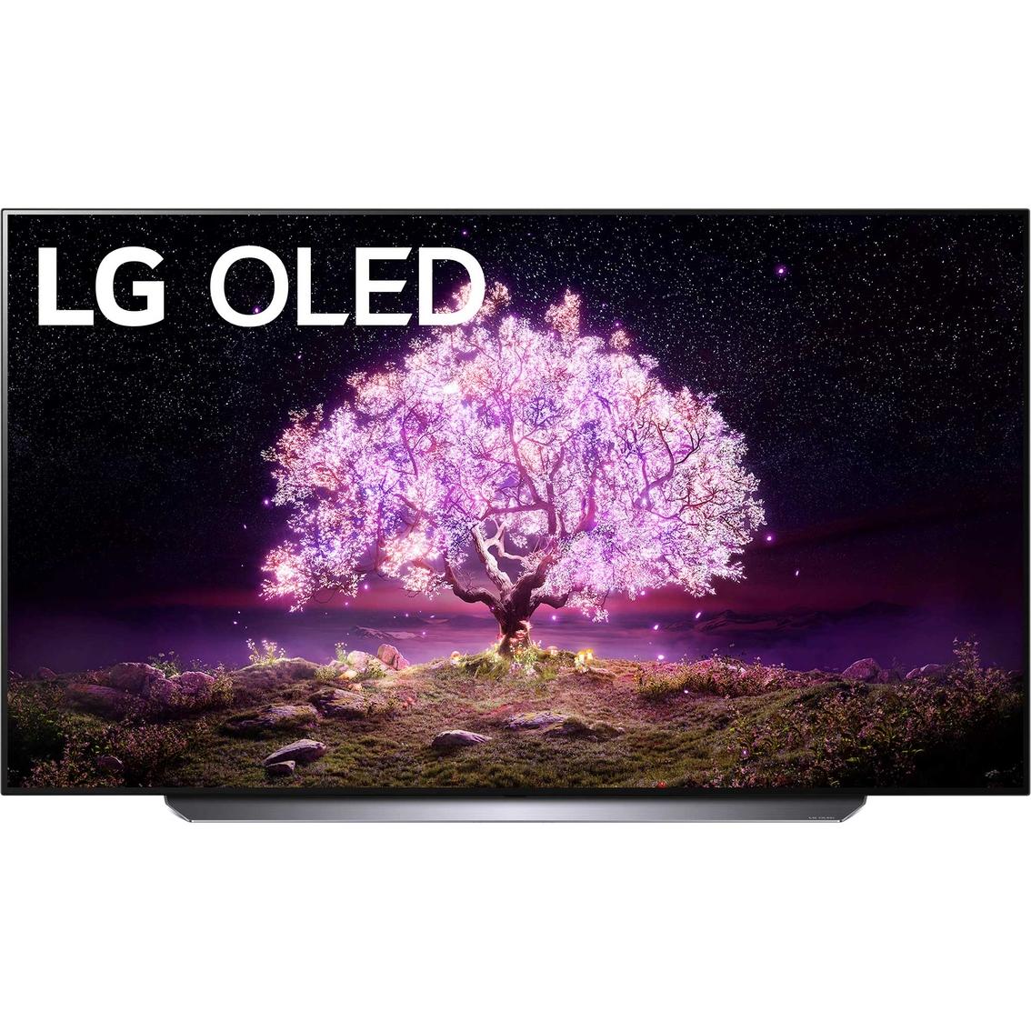 LG 65 in. C1 OLED 4K UHD HDR Smart TV with AI ThinQ OLED65C1PUB $1899