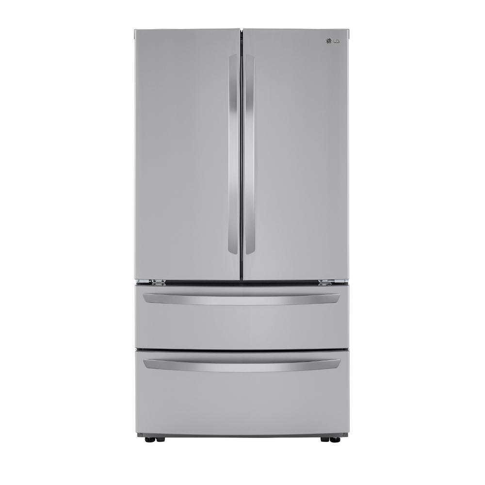 LG 26.9 cu. ft. 4-Door French Door Refrigerator with Internal Water Dispenser @ Home Depot - $1698