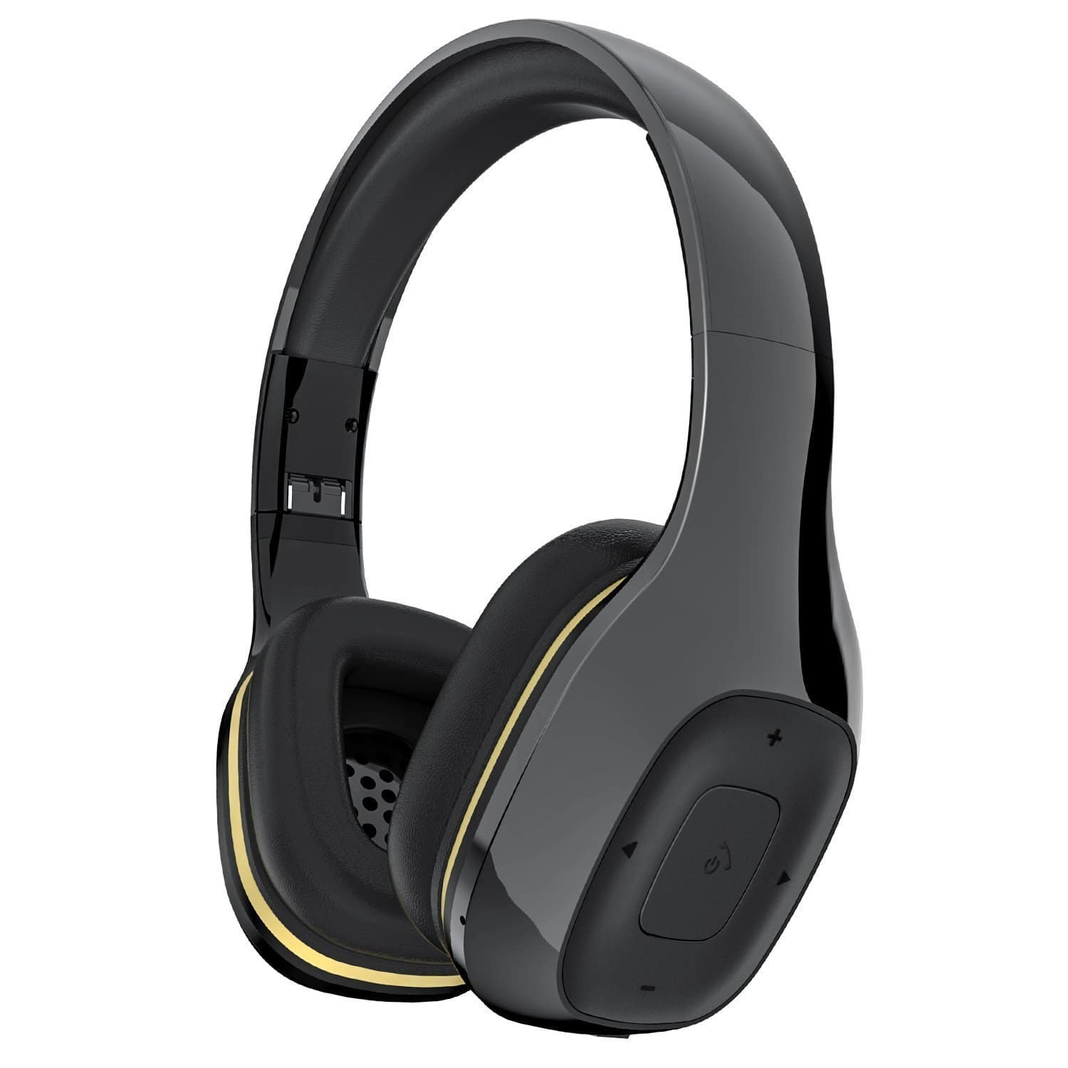Bluetooth Headphones (Over Ear, Wireless, with Microphone, Foldable ...