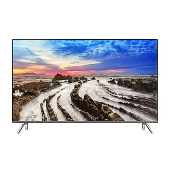"Samsung UN55MU800D 55"" Premium 4K UHD Smart LED TV with $100 Google Play Gift Card $879.99"