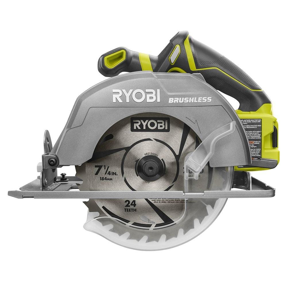 Ryobi 18 volt Brushless tools on sale at Home Depot