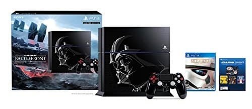 LIMITED EDITION Star Wars PS4 Bundles(Walmart for Disney Infintiy Bundle) @ Amazon, Gamestop, & Walmart $449