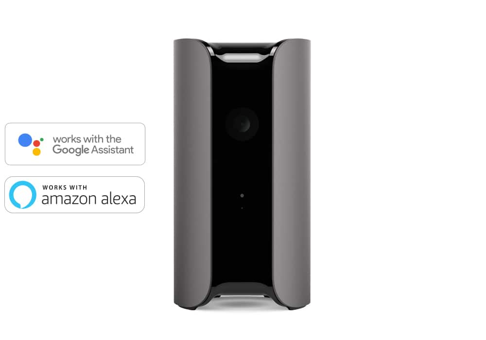 Canary View Security Camera and 1 Year Membership $89
