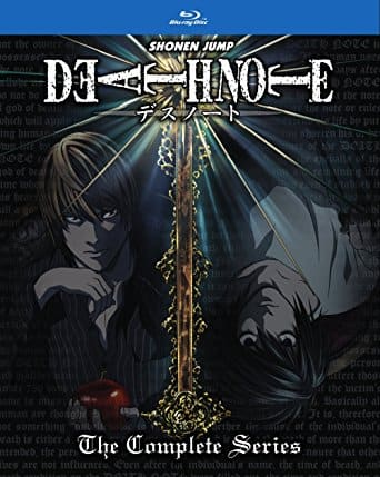Death Note the Complete Anime Series Blu-ray $30