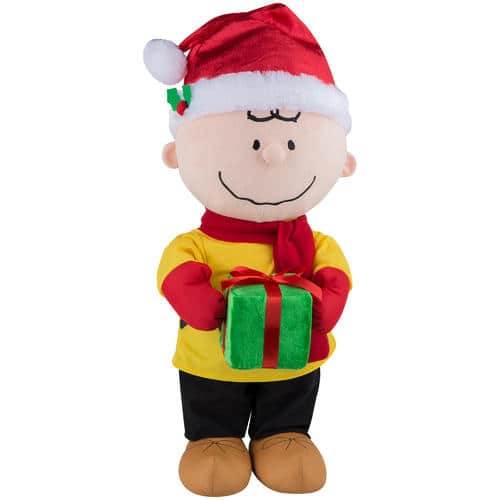 50% off Some Peanuts (Charlie Brown, Snoopy), Mickey Mouse, Rudolph, Star Wars and other Christmas ornaments and large dolls at Sears