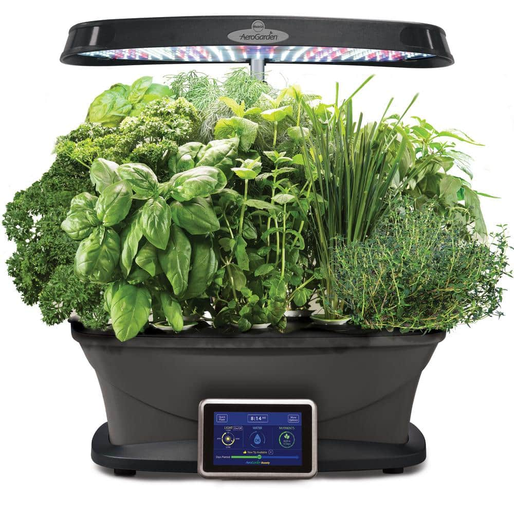 AeroGarden Bounty $180 at Amazon and Home Depot