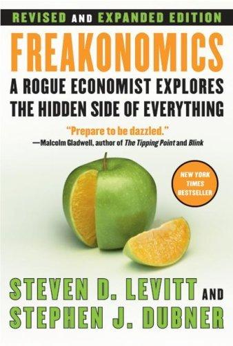 Freakonomics (Revised Edition) Kindle ebook $3