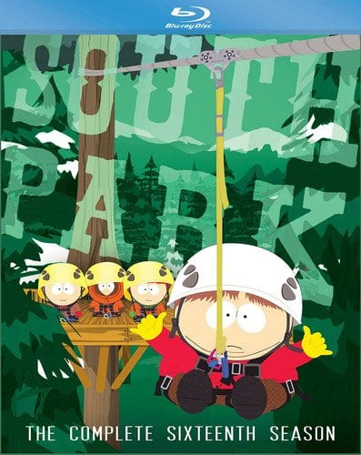South Park Seasons 12, 13, 14, 16 Blu-rays ~$8 Each