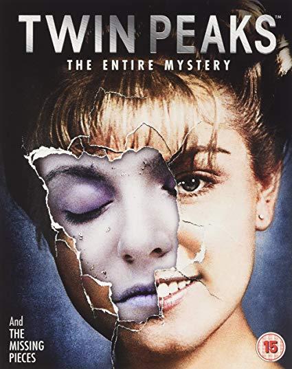 Twin Peaks: The Entire Mystery (Region Free Blu-ray) $26
