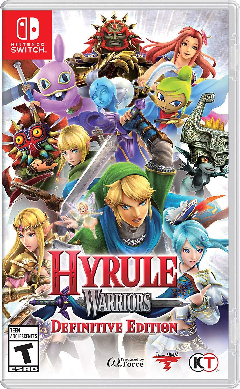 Hyrule Warriors: Definitive Edition - Nintendo Switch $40