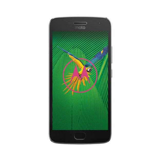 Motorola MOTO G5 Plus XT1687 32GB Grey Factory Unlocked Smartphone,  $129.99 @ eBay w/Free Shipping