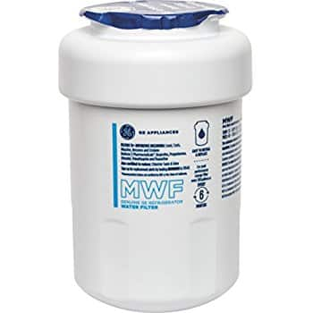 General Electric MWF Refrigerator Water Filter MWF @ Amazon for $35.  Free shipping w/ Prime