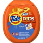 Tide Pods - 2x 72 Count Tide Pods Laundry Detergent - $23.88 ($0.16/count)