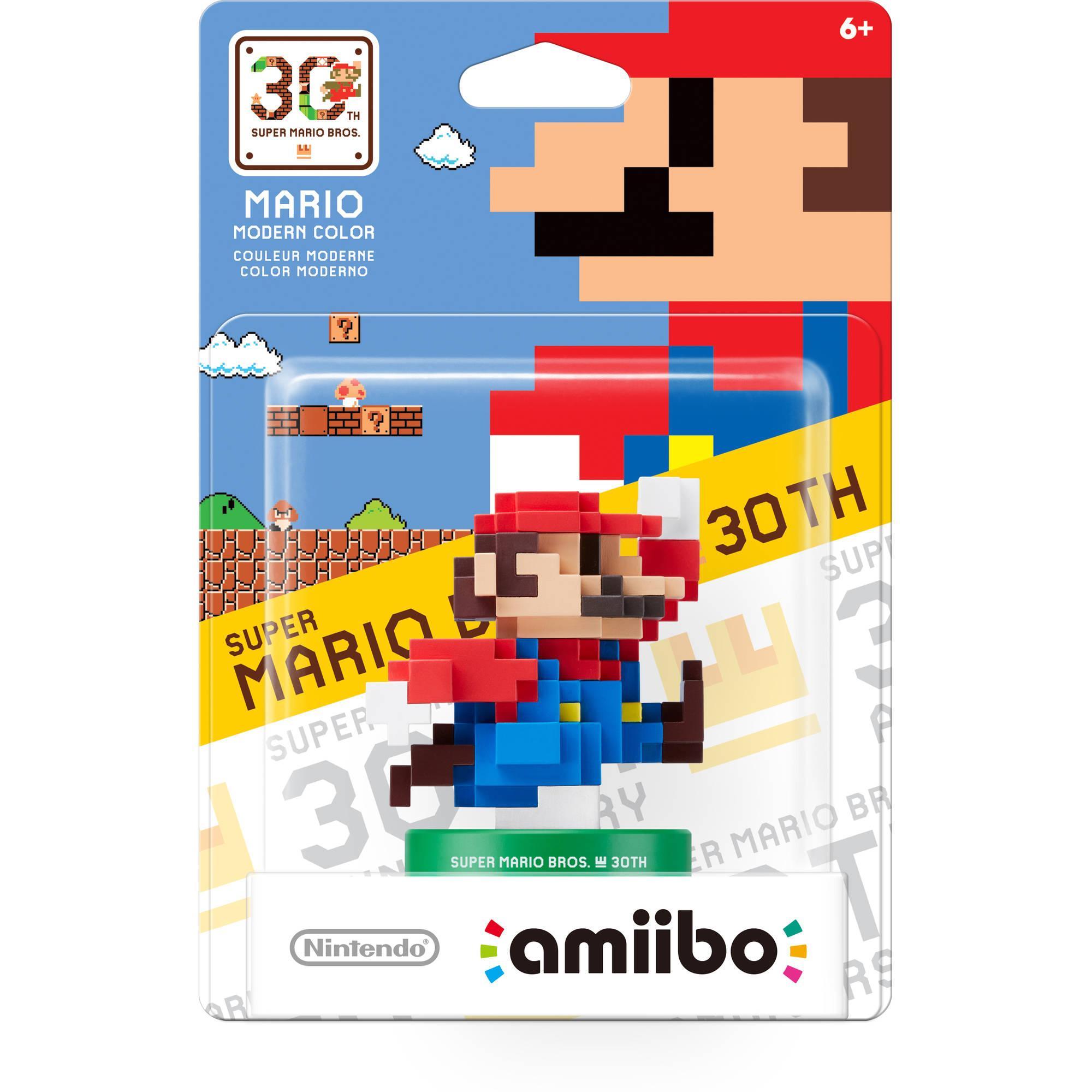 Nintendo Modern Mario Amiibo - Available Now - Walmart - $12.96