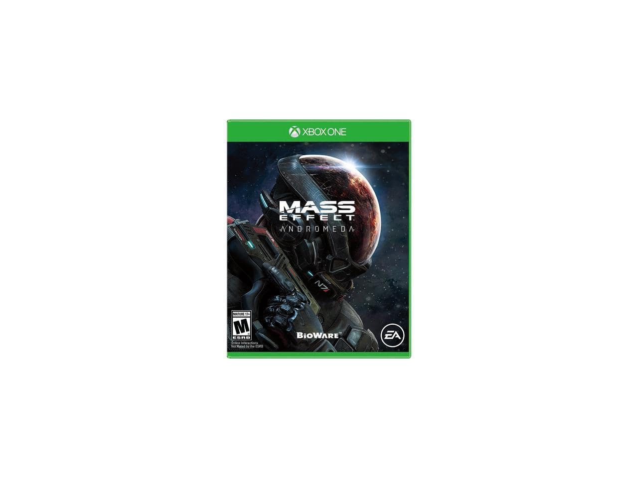 Mass Effect Andromeda - XBOX One - $10 + Shipping