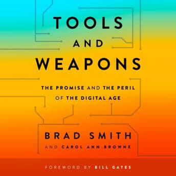 Tools and Weapons by Brad Smith Audiobook $5.63