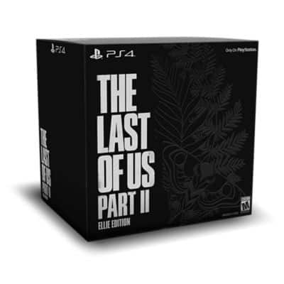 The Last of Us Part 2 - Ellie Edition - $229.99 (+$5 Shipping) $234.99