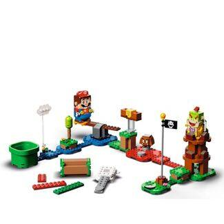 Pre-order: LEGO Super Mario Adventures with Mario Starter Course Building Kit 71360 - $59.99 (+5% off for Red Card)