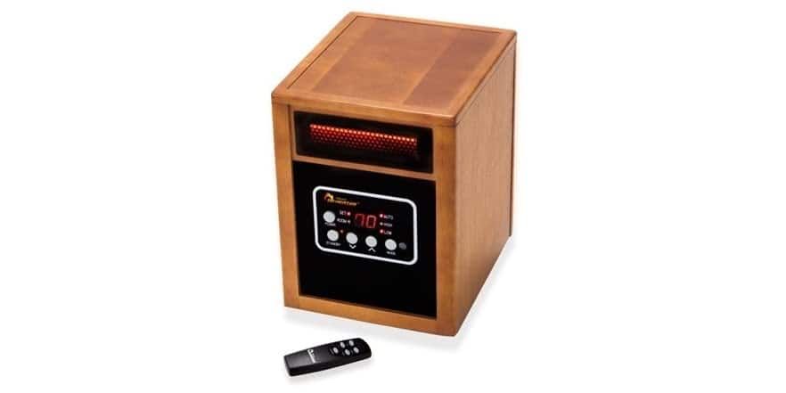 Dr. Heater DR968 Infrared Heater - $97.99 - Free shipping for Prime members