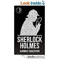 Amazon Deal: Sherlock Holmes: The Ultimate Collection [Kindle Edition] $1