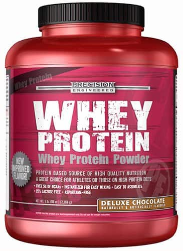 Whey Protein 5 lbs for $17 or cheaper