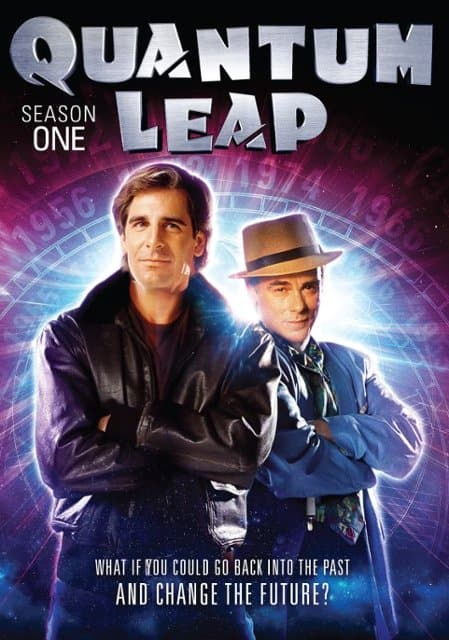 Quantum Leap Season One (2 Discs) DVD $1.99