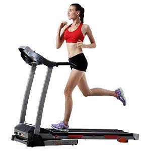 Sunny Health & Fitness Treadmill  $243 @ Amazon - Free Shipping