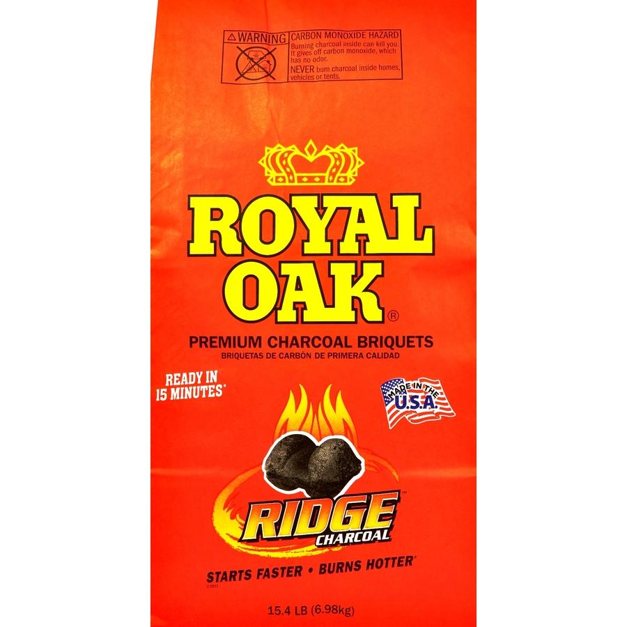 Royal Oak 15.4-lb Charcoal Briquettes $6 @ Lowes