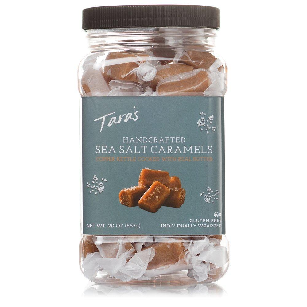 Tara's Handcrafted Caramels - Several Varieties -11.5 oz as low as $4.42 / 20 oz as low as $6.10