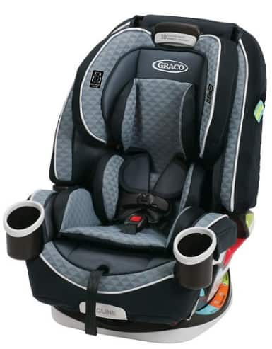 Back Again !!!- Graco® 4Ever All-In-One Convertible Car Seat (Basin Color) @ Target $139