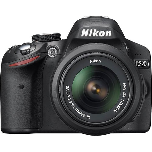 Nikon D5500 w/ 18-55 VR II Kit Brand New $499.99 at Best Buy YMMV