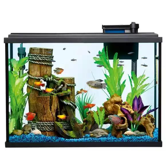 Top Fin® Essentials Aquarium Starter Kits 50% off plus extra 10% for store pickup over $50 @ Petsmart