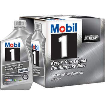 Mobil 1 Advanced Full Synthetic $26.99 for 6 Quarts @Costco Plus Free Shipping Valid through 3/4/2018