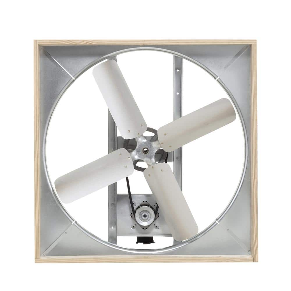 Home Depot Master Flow brand attic and whole house fans clearance ~75% off YMMV B&M
