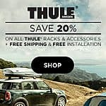 "EMS 20% off with promo code ""Laborday"" - including Thule products"