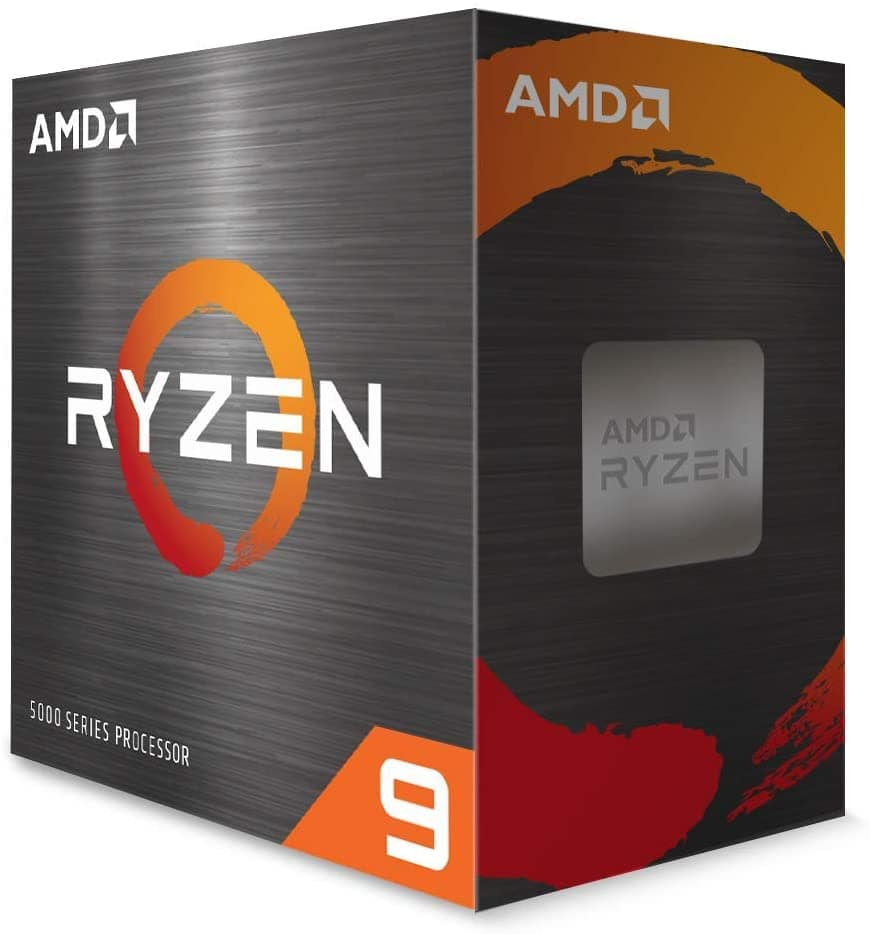 AMD Ryzen 9 5900X 3.7 GHz 12-Core AM4 Processor for $534.99. Shipping is free.