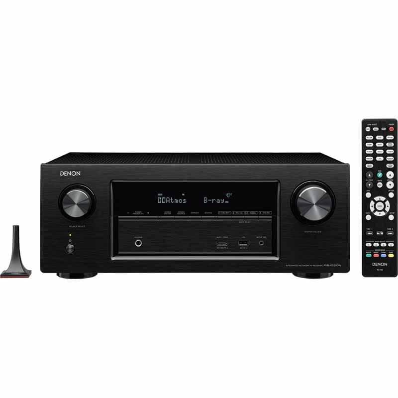 Denon AVR-x3300W $479 Fry's In Store only