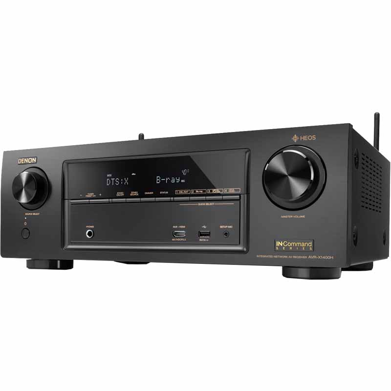 Fry's AVR Deals. Denon x1400H $378; Yamaha RX-A770 $379; In Store Only w/Sunday Promo Code