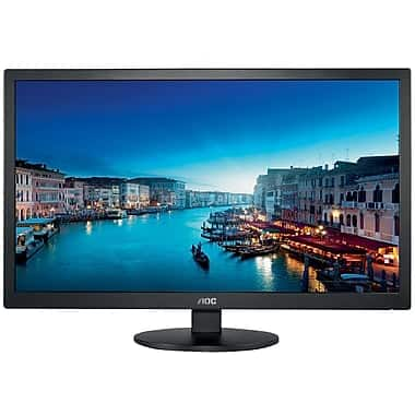 27'' AOC e27770She LED-Lit Monitor $120