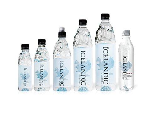 Icelandic Glacial Natural Spring Water, 750 Milliliter, 12 Count $14.99