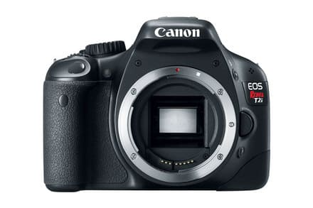 Canon Body T2i = $307, T3i = $384 | T1i +18-55mm Kit = $287 / $358 / $448 (Refurbished) @ Canon.com + Select Refurb Lens 50% off