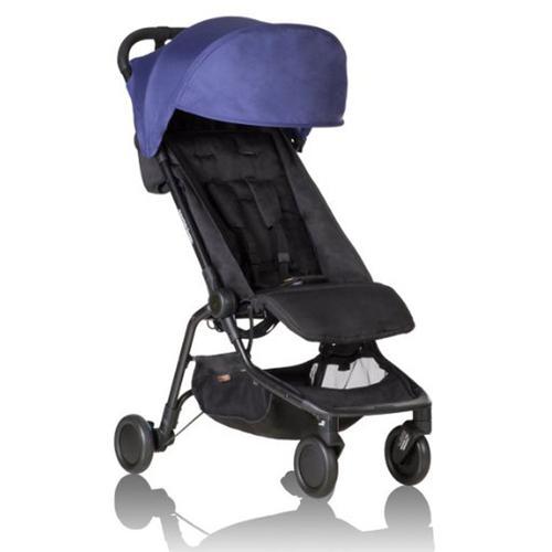 Mountain Buggy Nano Stroller $149.88 @ Walmart.com (Blue/Black/Red)