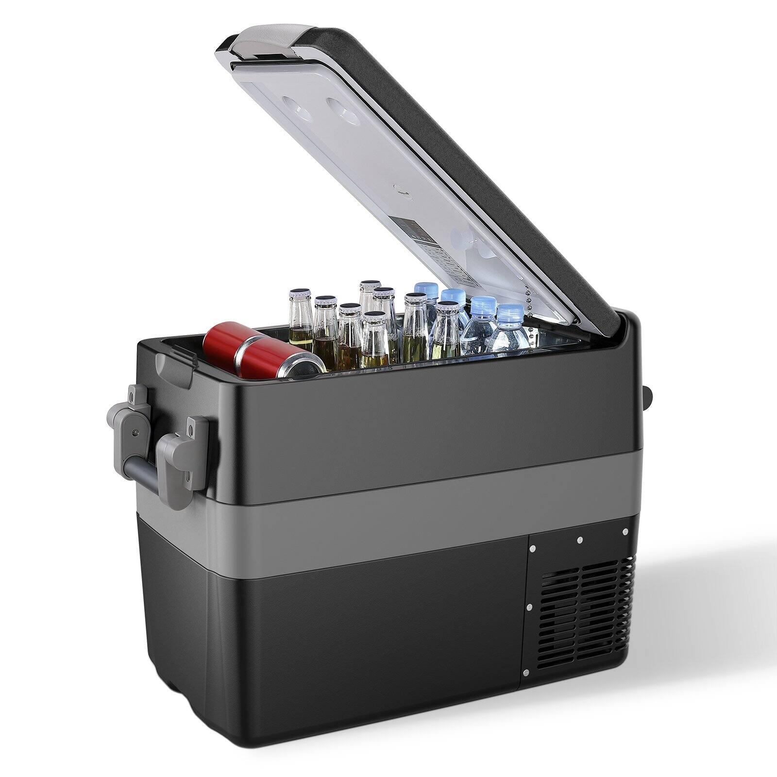42 Quarts Portable 12/24 V DC Car Refrigerator Freezer for $284.99 + Free Shipping