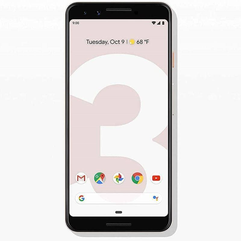 Google Pixel 3 with 64GB Memory Cell Phone Unlocked - Not Pink $154.99 +FS