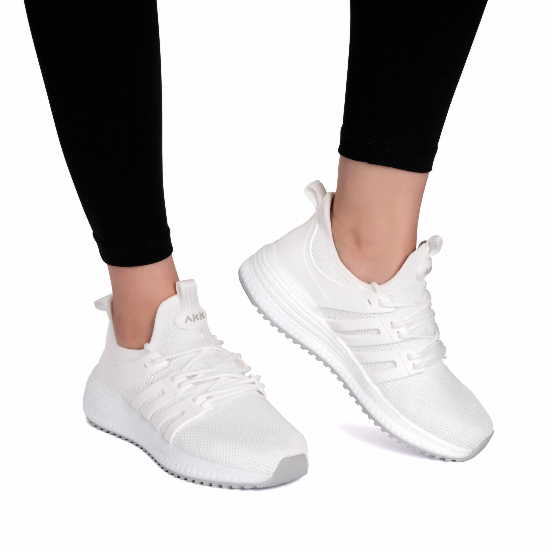 Akk Womens Sneakers Running Shoes for $17.99 Shipped