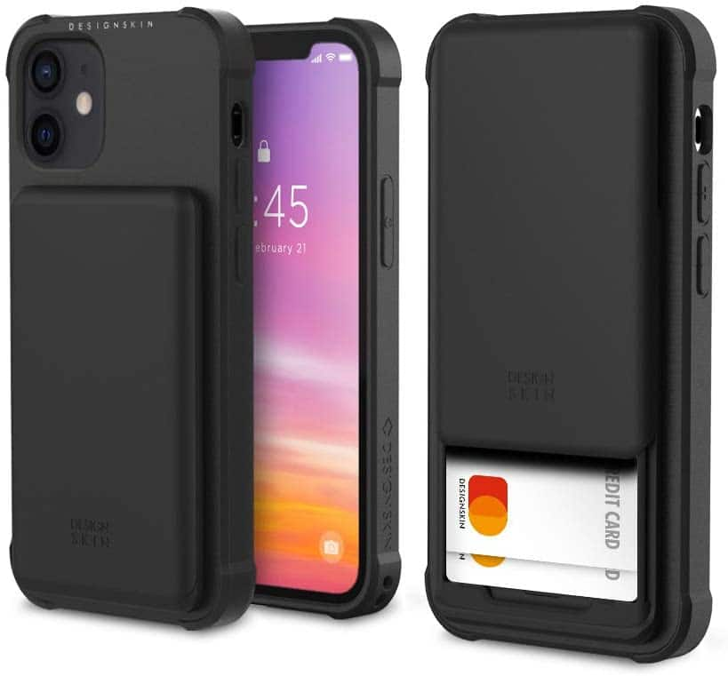 DesignSkin Slider Series Case for iPhone 12 Mini for $9.99 + FSSS