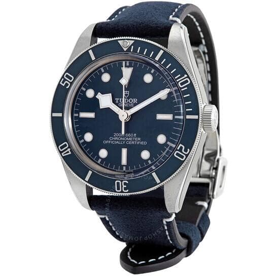TUDOR Black Bay Fifty-Eight Automatic Blue Dial Men's Watch M79030B-0002 for $3350 + Free Shipping